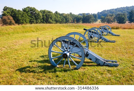 Valley Forge National Historical Park - stock photo