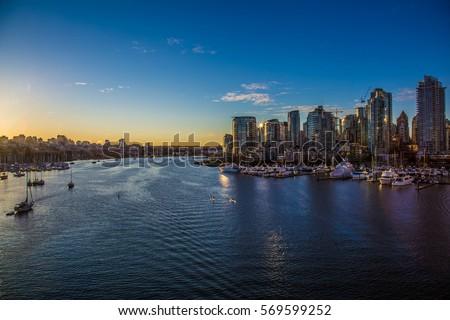 VANCOUVER City - CANADA