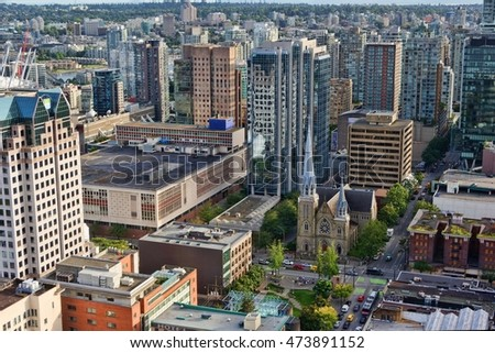 Vancouver - the third largest city in Canada. It is located on the west coast of the mainland, in the province of British Columbia.   23.07.2016