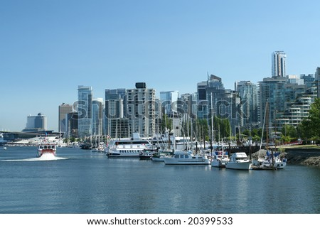 Vancouver Waterfront Activity