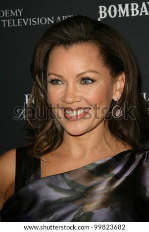 Vanessa Williams  at the BAFTA Los Angeles' 17th Annual Awards Season Tea Party, Four Seasons Hotel, Beverly Hills, CA. 01-15-11 - stock photo