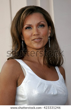 "Vanessa Williams at the Evening with ""Ugly Betty"" held at the Leonard H. Goldenson Theatre in North Hollywood, USA on April 30, 2007."