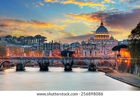 Vatican, Rome - stock photo