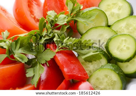 vegetable cutting