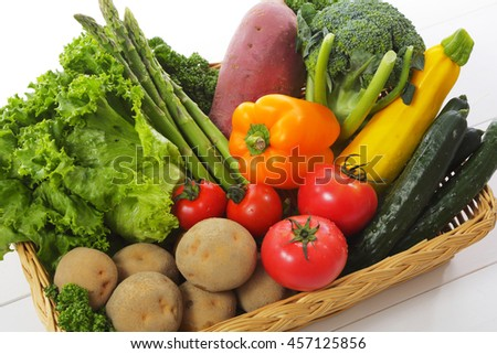 Vegetable set