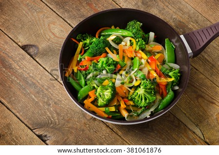 Stir Fry Stock Images Royalty Free Images Amp Vectors