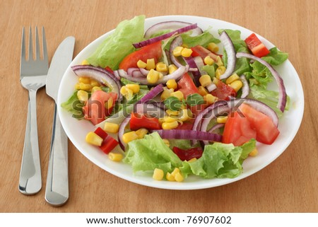 vegtable salad