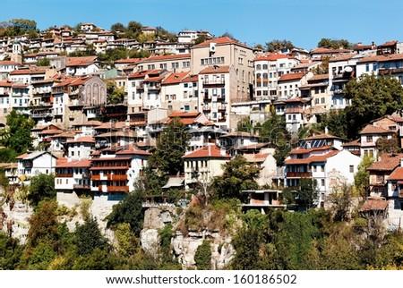 Veliko Tarnovo in the Summertime - stock photo
