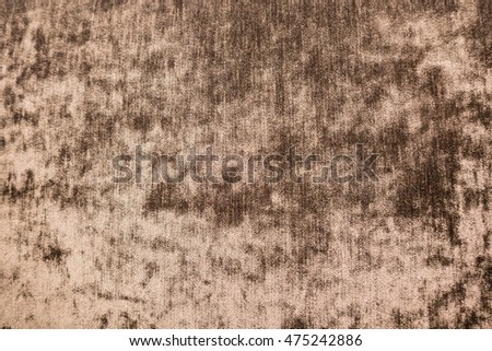 velvet texture background,brown color