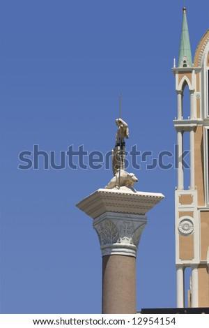 Venetian - stock photo