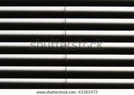 Venetian blind - stock photo