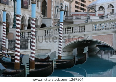 Venetian, Las Vegas, Nevada, USA - stock photo