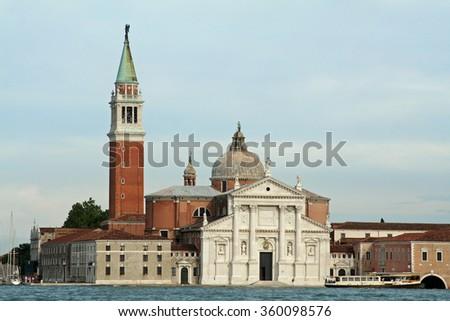 Venice - Italy - stock photo