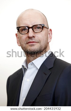 VENICE, ITALY - SEPTEMBER 03: Director Steven Soderbergh poses at the 'Contagion' photo-call during the 68th Venice Film Festival on September 3, 2011 in Venice, Italy