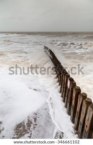 Ventnor isle of wight. UK. - stock photo