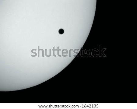 Venus Pass - stock photo
