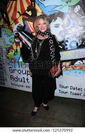 "Veronica Cartwright at the Red Line Tours Presents The ""Directors Series"" 2nd Annual Commemorative Ticket Press Event, Egyptian Theater, Hollywood, CA 01-17-13"