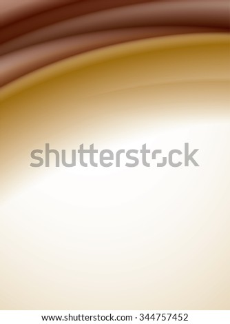 vertical abstract background in chocolate colors. JPG version - stock photo