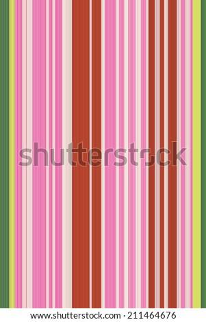 Vertical multicolored striped background  - stock photo