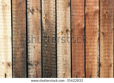 vertical plank old wooden background