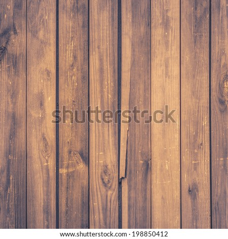 Vertical plank wooden pattern - stock photo