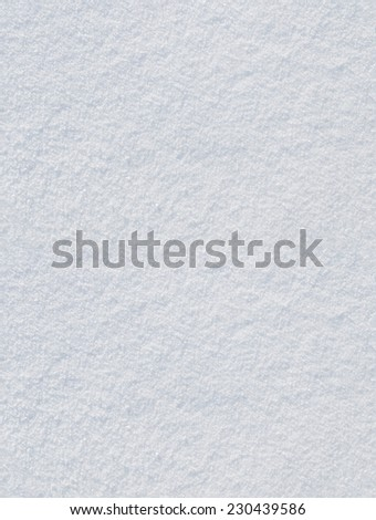 vertical seamless background of the snow - stock photo