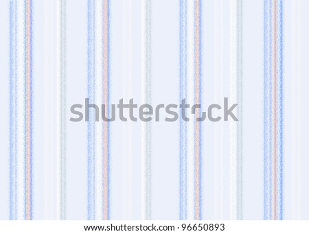 Vertical stripes background in shades of blue - stock photo