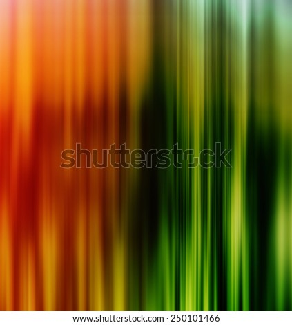 Vertical vivid orange green lines business presentation background backdrop - stock photo