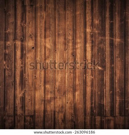 Vertical wooden floor panel - stock photo