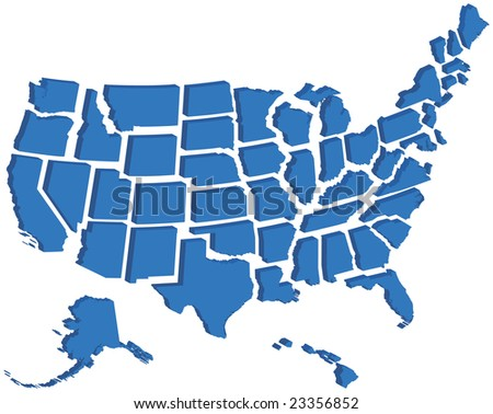 FileBlankMapUSAstatesCanadaprovinces HI Closersvg FileMap Of USA - Us and canada vector map