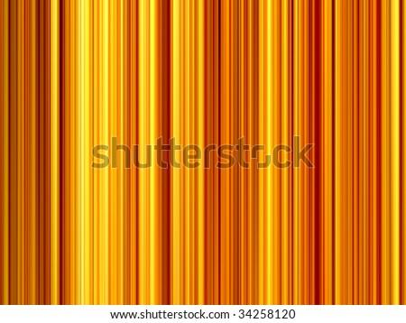 Vibrant orange stripes abstract background. - stock photo