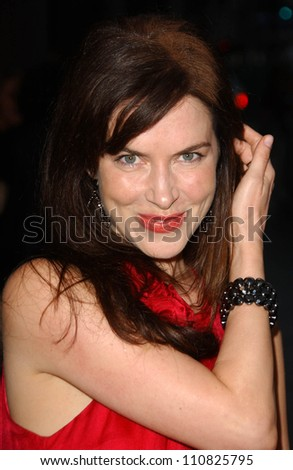 Victoria Hill at the Los Angeles Premiere of DECEMBER BOYS. Directors Guild of America, Los Angeles, CA. 09-06-07