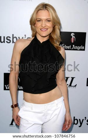 "Victoria Pratt  at ""Ante Up For The Arts"" Celebrity Poker Night Benefitting Notre Dame High School. Busby's East, Los Angeles, CA. 05-18-08"