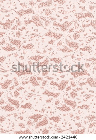 Victorian Lace - stock photo