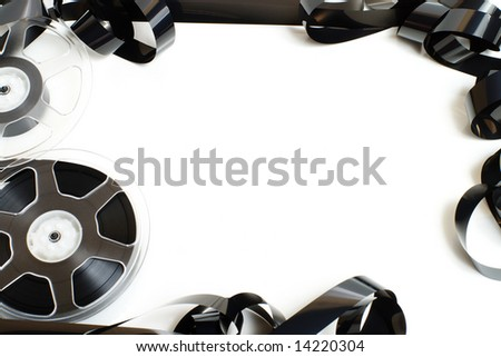 video frame - stock photo