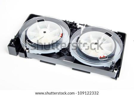 Video tape - stock photo