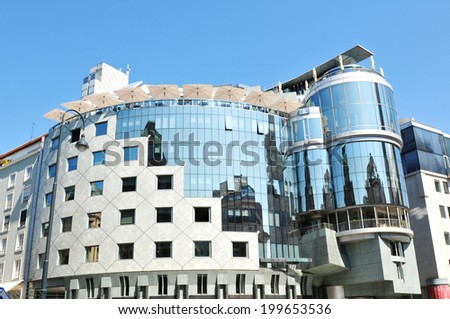 Modern Architecture Vienna stock images, royalty-free images & vectors | shutterstock