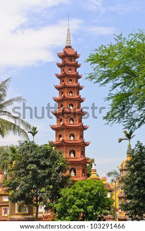 - stock-photo-vietnam-april-tran-quoc-pagoda-on-april-in-hanoi-vietnam-tran-quoc-pagoda-is-the-103291466