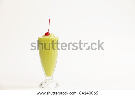 Vietnamese smoothie - stock photo