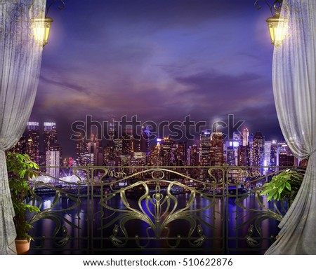 Balconies Stock Images Royalty Free Images Amp Vectors