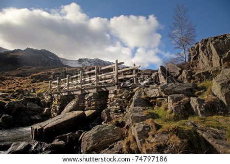 Ogwen Valley Stock Photos Royalty Free Images Vectors