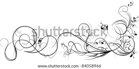 Vines. - stock photo