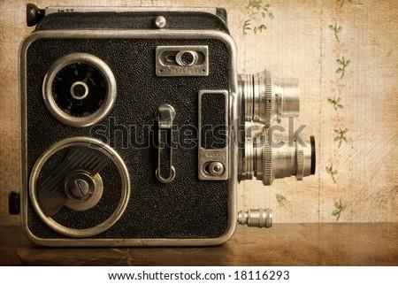 vintage - stock photo