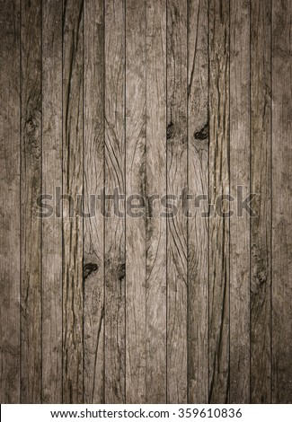 vintage aged sepia brown wooden background texture:retro grungy wooden panels wall:rustic plank wood floorboards vertical backdrop with vignette:wood tiles stripe for interior,design,decorate,template - stock photo