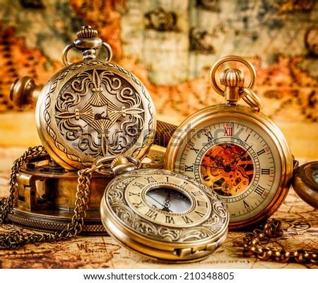 Antique pocket watch  Vintage Antique Pocket Watch Stock Photo 210348805 - Shutterstock