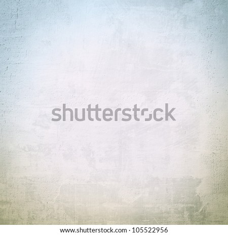 Vintage background of toned stone wall - stock photo