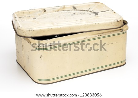Vintage Box - stock photo