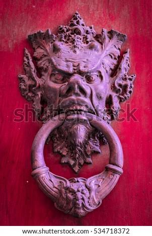 Pink Door Stock Images RoyaltyFree Images Vectors Shutterstock