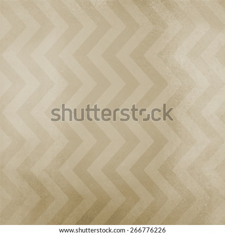 vintage brown chevron striped background pattern - stock photo