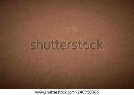 Vintage brown paper - stock photo